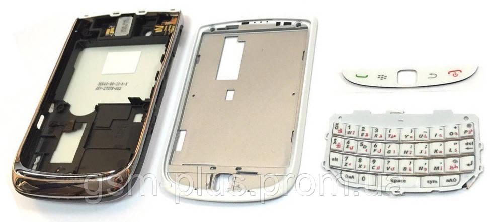 Задняя часть корпуса BlackBerry Torch 9800 White Complete Original