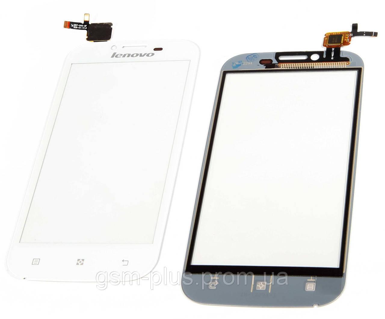 Тачскрин Lenovo A706 White