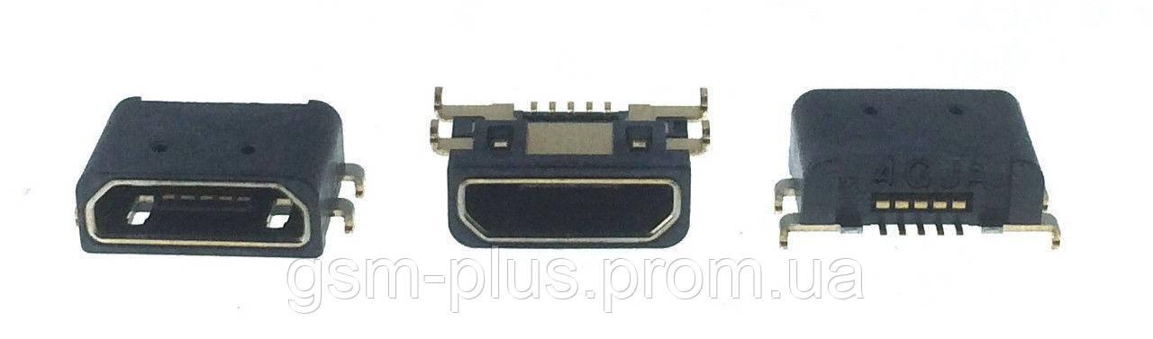 Разъем зарядки Nokia Lumia 800 (RM-801)