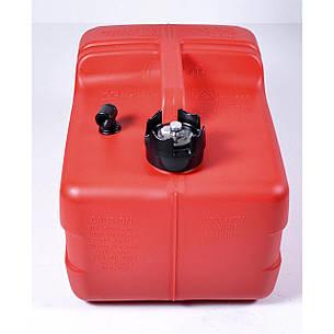 Бак паливний з датчиком палива 12л Esterner C14541-G, фото 2