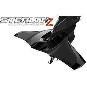 Гидрокрыло Stealth 2 75-300 лс, Stingray Stealth 2-1, фото 2