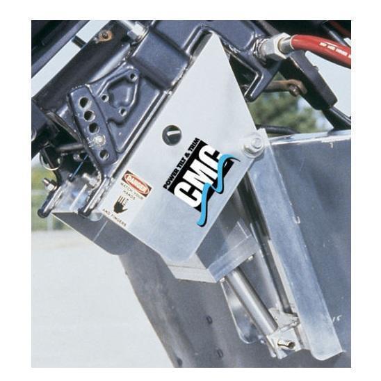 Електрогідравлічний підйомник для моторів до 40л,з CMC PT-35