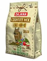 Dajana Country mix Exclusive, корм для дегу, 500г