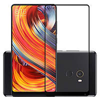 Загартоване захисне скло на Xiaomi Mix 2 Чорне