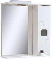 Зеркало для ванной комнаты 65-16 Правое