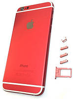 """Крышка задняя iPhone 6 (4.7"""") Red"""