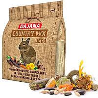 Повседневный корм для дэгу Dajana Country mix,500 грамм