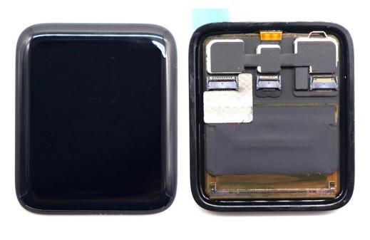 Дисплей (Экран) для умных часов  Apple Watch Sport Series 3 GPS (42mm) с сенсором (Черный) Оригинал Китай