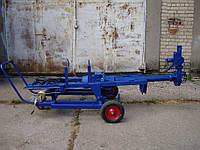 Насос для навоза и фекалий НЖН-50 М (НЦИ-100) на тележке передвижной