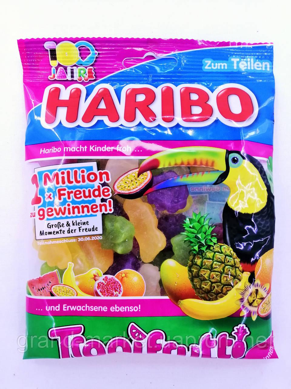 Жевательные конфеты Haribo 175-200g