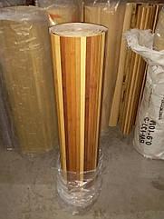 "Бамбукові шпалери ""Калейдоскоп"", 0,9 м, ширина планки 17 мм / Бамбукові шпалери"