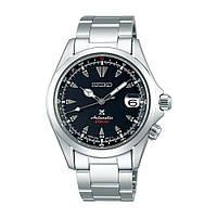 Мужские часы Seiko SPB117J1 Black Alpinist