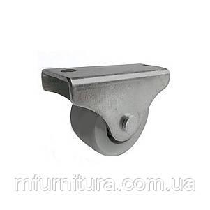 Ролик для мягкой мебели (К-251B), Н=32,0 мм / резиновый