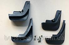 Брызговики пластик, под оригинал Audi A6 C6 (ауди а6 с6) 2004-2011