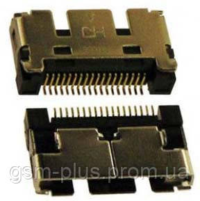 Разъем зарядки Samsung X100 / D600 / Е360