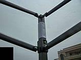 Шатёр торговый 3х3 черный метал,шатер,шатер купить,шатер раздвижной,(ШАТЕР УСИЛЕННЫЙ АФГАНИСТАН)пром, фото 2