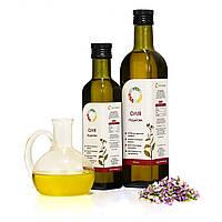 Редьковое масло 0,5 л сертифицированное без ГМО сыродавленное холодного отжима, фото 1