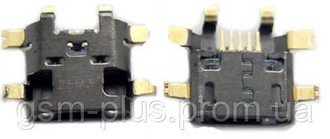 Разъем зарядки HTC Desire 300