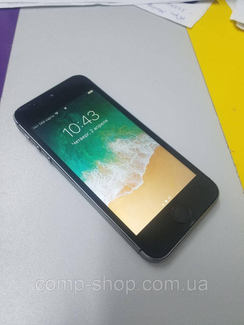Iphone 5s Gray
