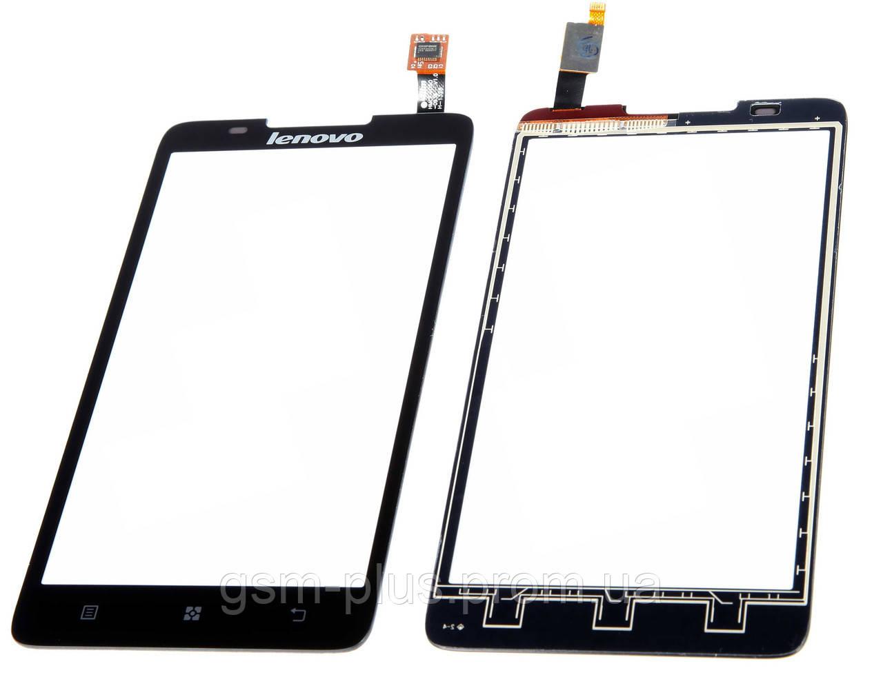 Тачскрин Lenovo A766 Black