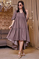 Платье красивое молодежное стильное