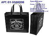 """Эко сумка BOX mini """"Jack Daniel's"""", фото 3"""