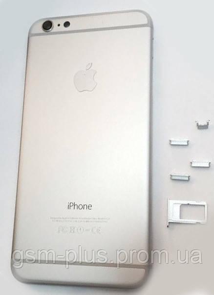 """Крышка задняя iPhone 6 Plus (5.5"""") White"""