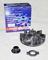 Р/к насосу водяного ГАЗ 53 (крильчатка+манжета), фірм.упак. (ви-во ЗМЗ)