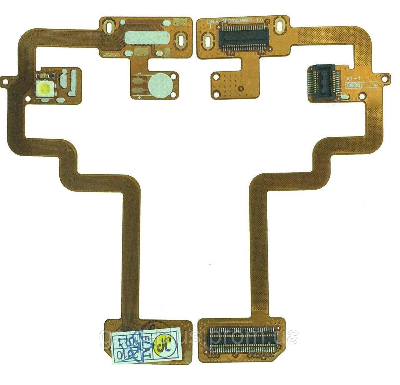 Шлейф LG L343i