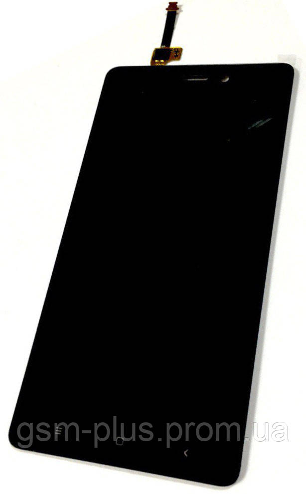 Дисплей Xiaomi Redmi 3 / 3 Pro / 3S / 3X / 3S Prime (2015816 / 2015816) complete Black