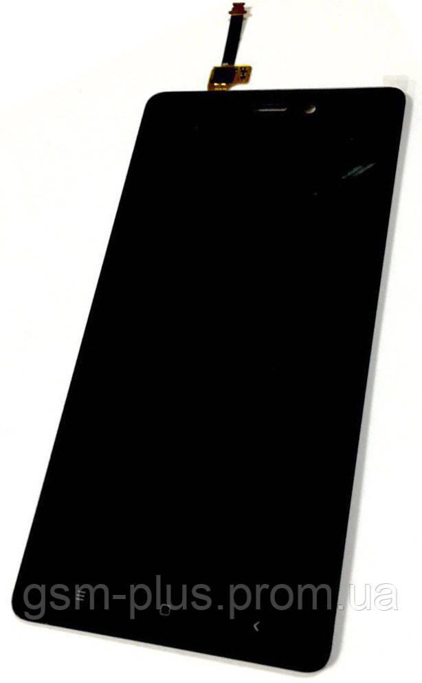 Дисплей Xiaomi Redmi 3 / 3 Pro / 3S / 3X / 3S Prime (2015816 / 2015816) complete with touch Black