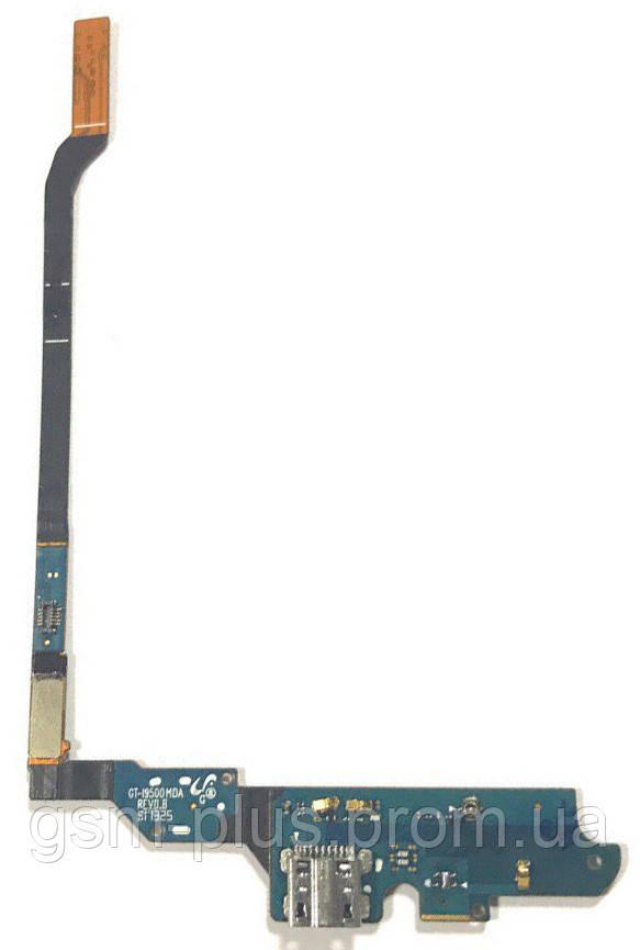 Шлейф Samsung Galaxy S4 GT-I9500 charge complete