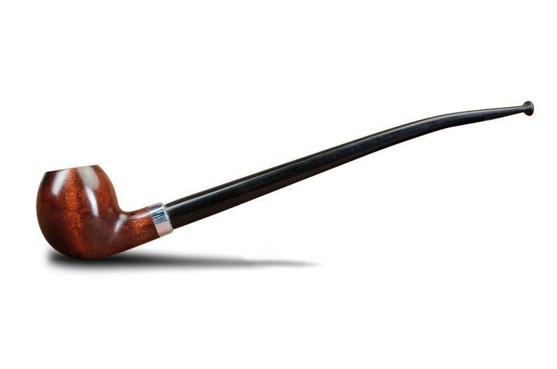 Курительная трубка с длинным мундштуком KAF219 Churchwarden из дерева груши