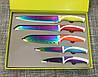 Набор кухонных ножей Messer-Set Titanium 5шт / АХ54/24