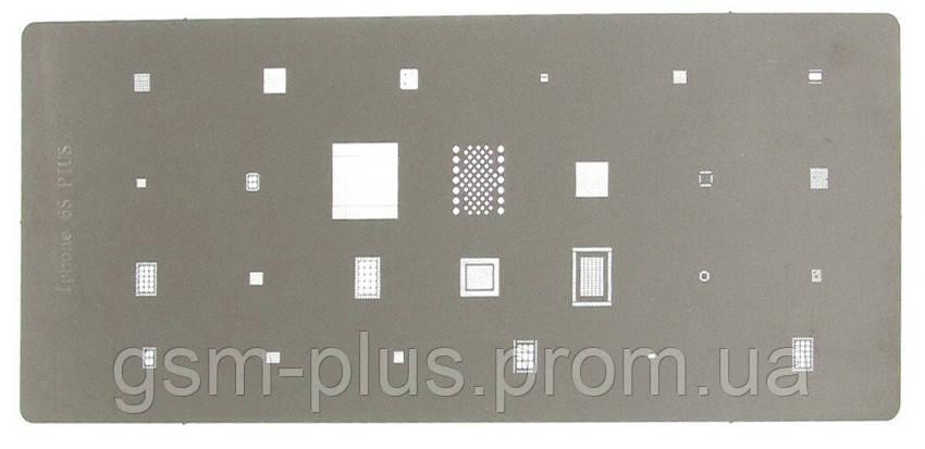 Трафарет (Шаблон) iPhone 6S Plus