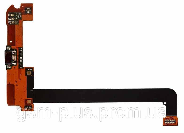 Разъем зарядки Xiaomi Mi2s (с платкой)