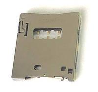 Сим коннектор для Asus ZenFone 2, фото 1