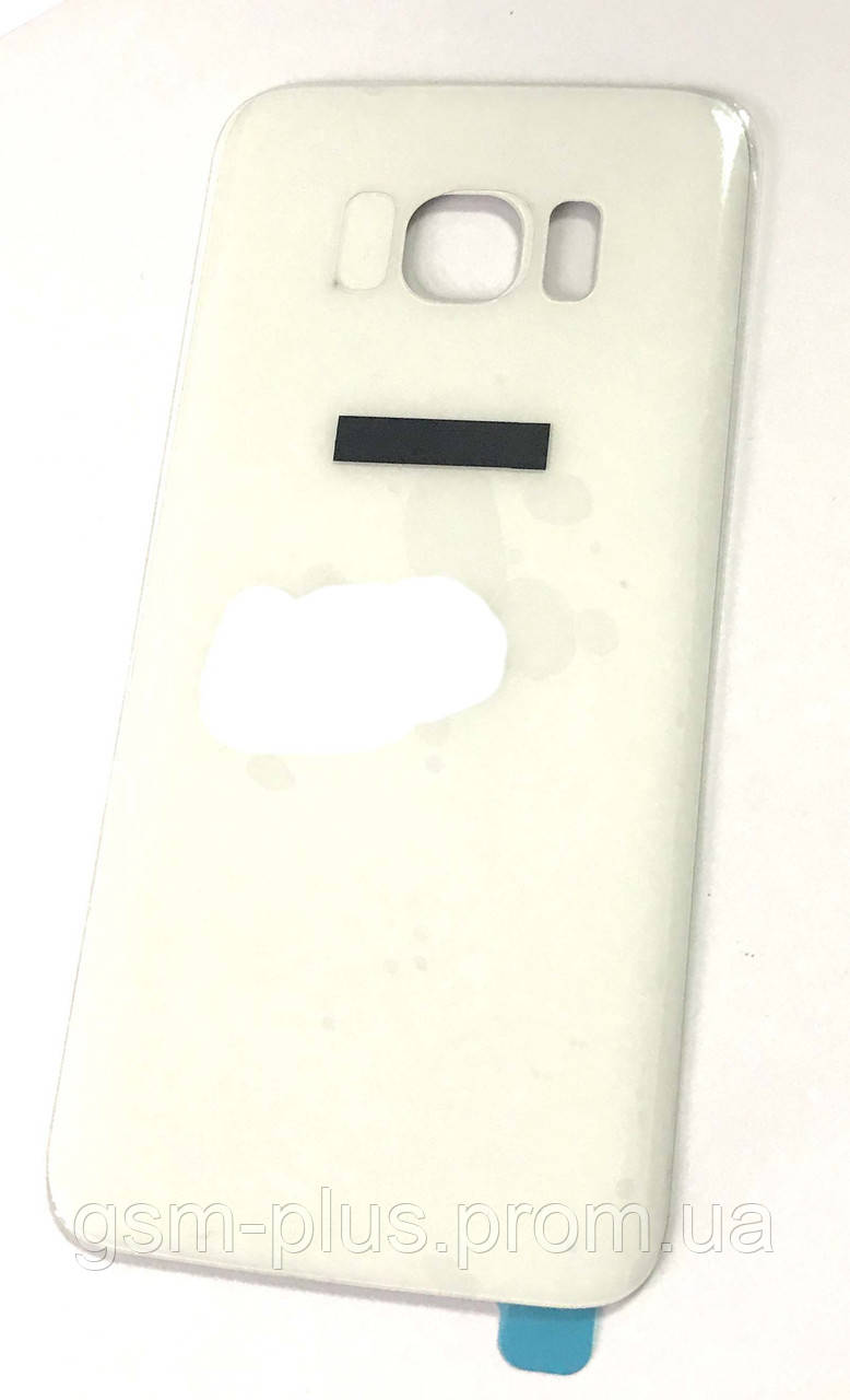 Задняя часть корпуса Samsung Galaxy S7 Edge / G935 White
