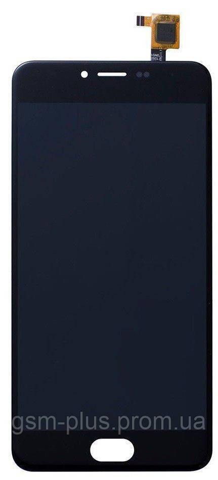 Дисплей Meizu M3 / M3 Mini complete Black