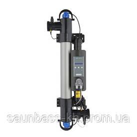 Ультрафиолетовая установка Elecro Steriliser UV-C HRP-55-EU + DLife indicator + дозирующий насос