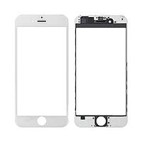 "Стекло дисплея (для переклейки) iPhone 6 (4.7"") White complete with frame"