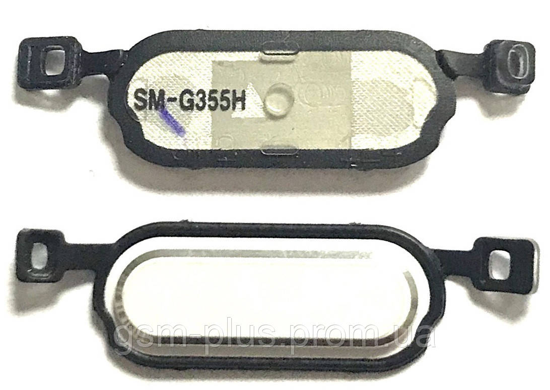 Кнопка центральная Samsung G355 White