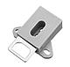 Электронный RFID скрытый замок для мебели с 2 ключами, набор, фото 5