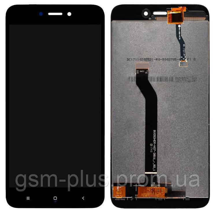 Дисплей Xiaomi Redmi 5A / Redmi Go (MCI3B / M1903C3GH / M1903C) complete with touch Black