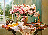 Пазл Castorland Букет прекрасных роз 2000 элементов С-200719