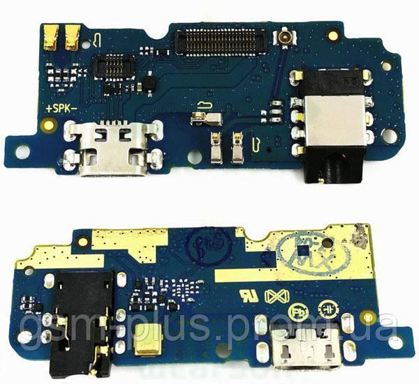 Разъем зарядки Meizu M5 Charge (с платкой)