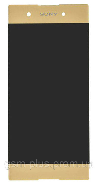 Дисплей Sony Xperia XA1 Plus / G3412 complete Gold