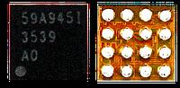 Микросхема подсветки U4020 / U4050 16 pin iPhone 6S / iPhone 7 IC 3539