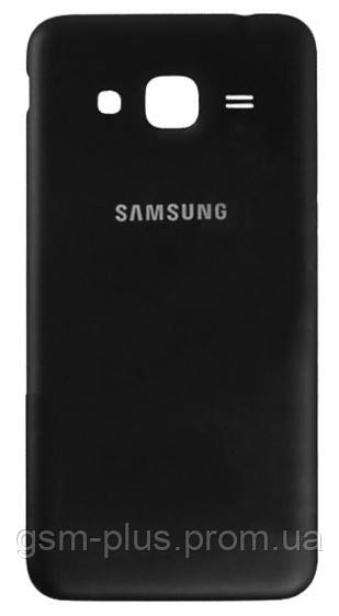 Задняя часть корпуса Samsung Galaxy J3 J320 (Black)