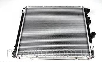 Радіатор охолодження Renault Kangoo, Рено Кенго 1.9 D (-AC) 58075, фото 2